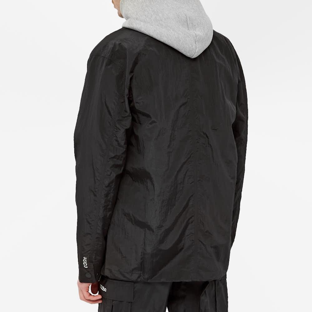 032c Nylon Work Jacket - Black