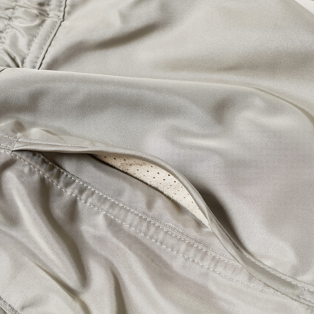 Fear of God Track Short - Grey Iridescent
