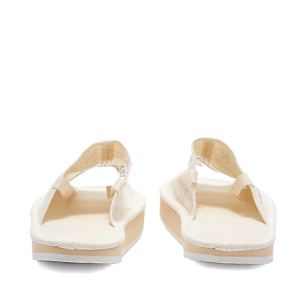 Suicoke x TheSoloist John Does Sandal - Off White B