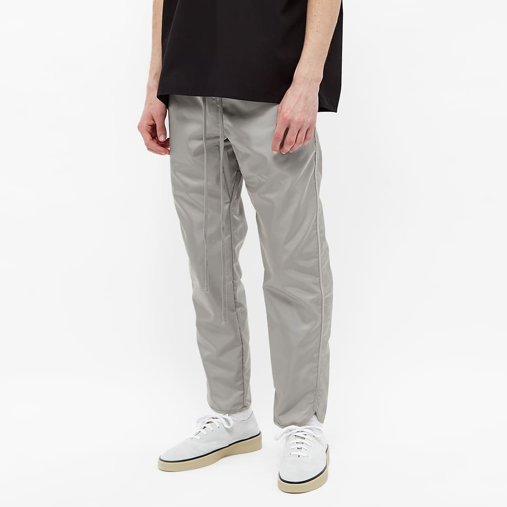 Fear of God Track Pant - Grey Iridescent