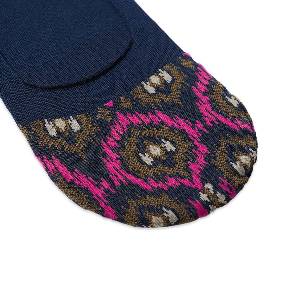 Ayame Socks Moppy Hidden Socks - Navy