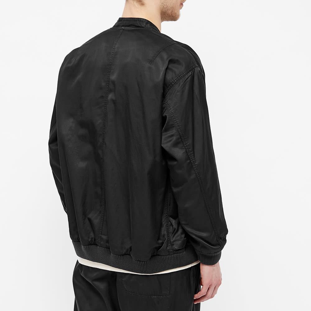 YMC Paninaro Bomber Jacket - Black