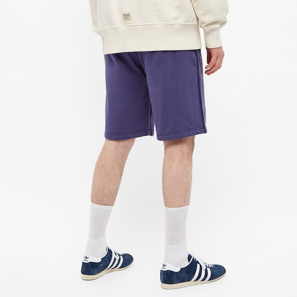 The Real McCoys Joe Mccoy 9Oz Loopwheel Sweat Shorts - Navy