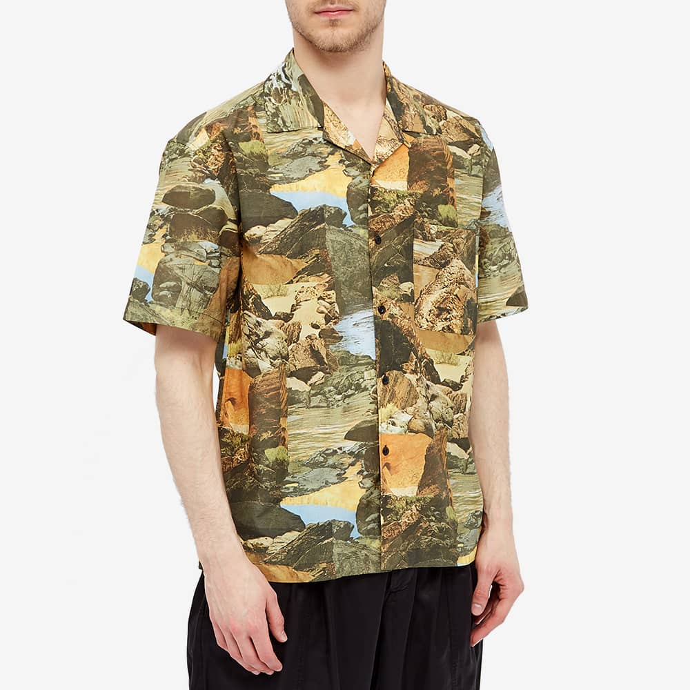 YMC Mitchum Vacation Shirt - Multi