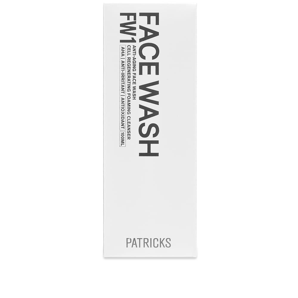 Patricks FW1 Anti-Aging Cell Regenerating Foaming Wash - 100ml