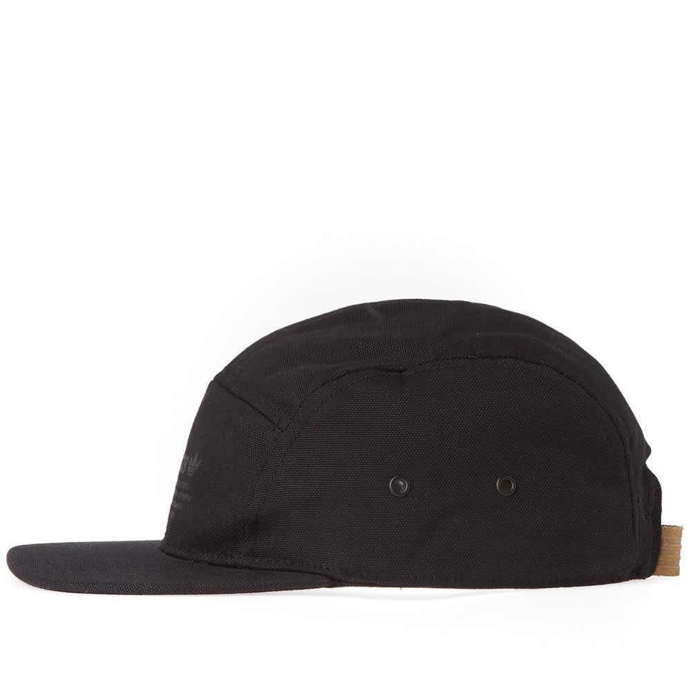 Adidas NMD Cap Black \u0026 Linen Khaki | END.