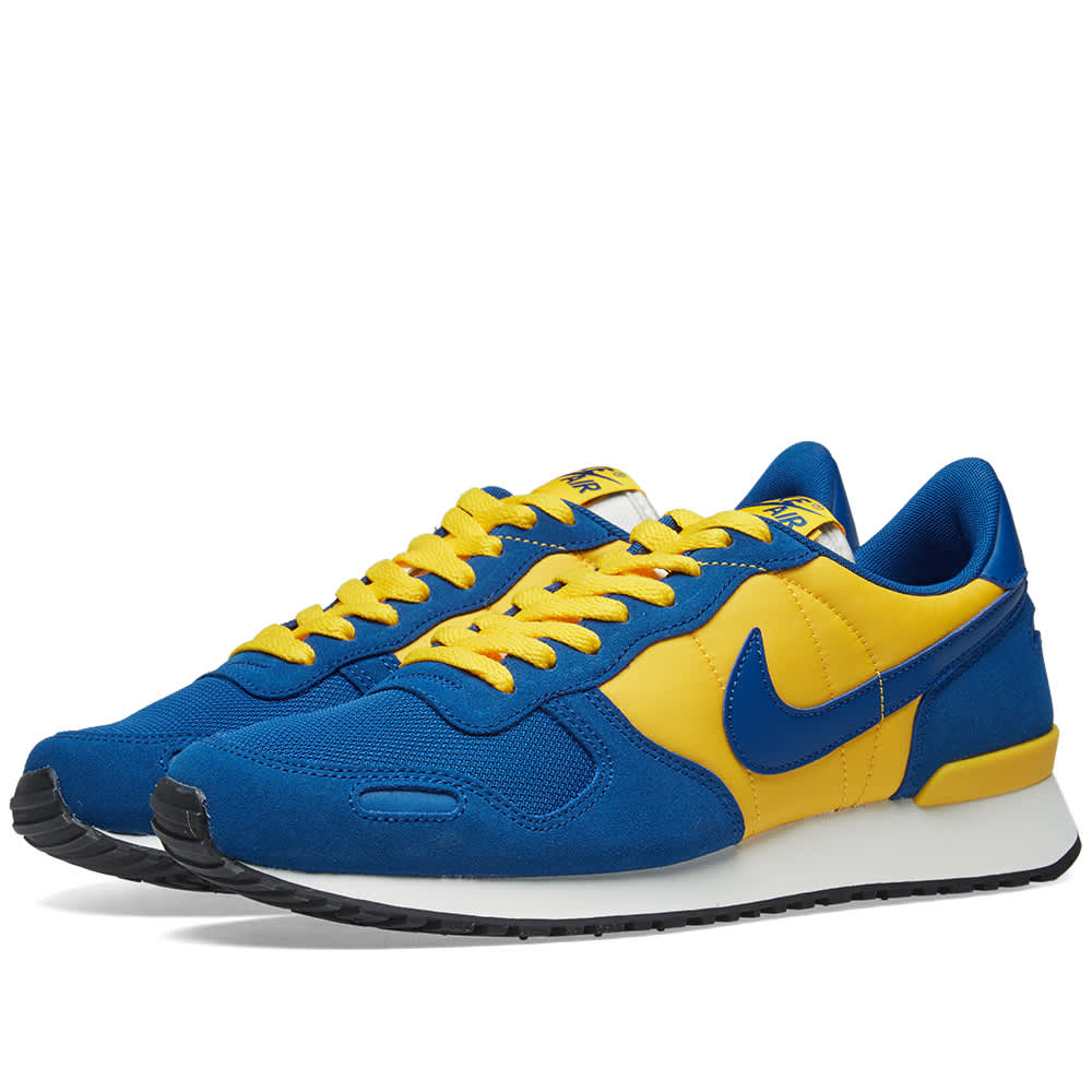 Nike Air Vortex Amarillo, Blue, Sail