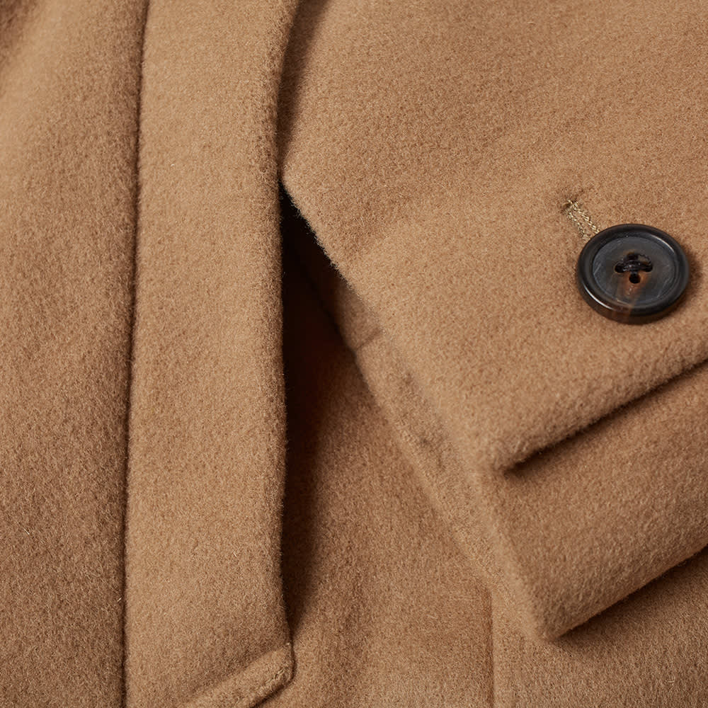 Our Legacy Unconstructed Classic Jacket - Camel Cash Wool