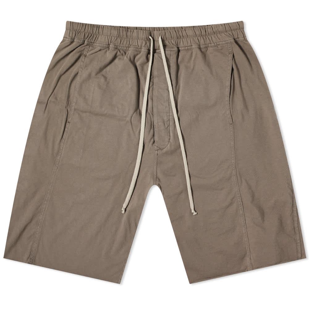 Rick Owens DRKSHDW Lightweight Pusher Shorts - Dust