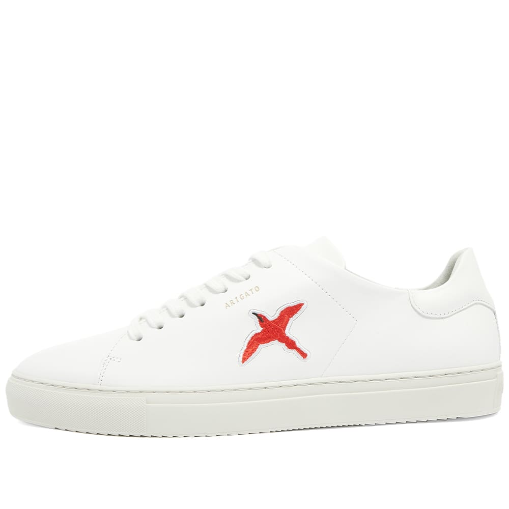 Axel Arigato Clean 90 Red Bird - White
