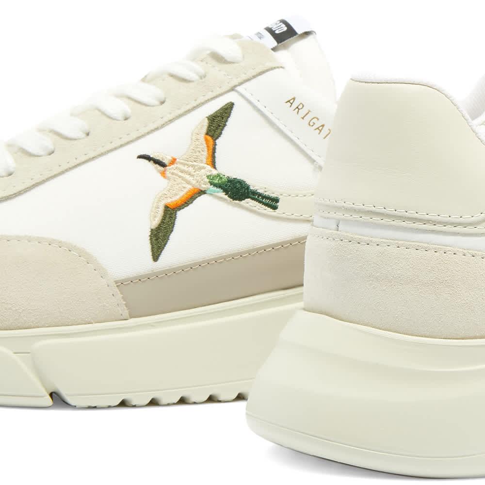 Axel Arigato Genesis Stripe Bee Bird - White & Beige