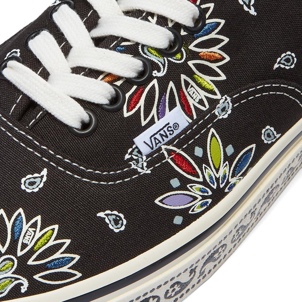 Vans UA Authentic 44 DX - Paisley & Black