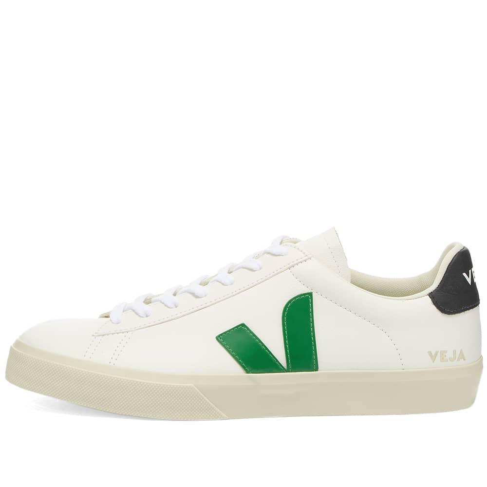 Veja Campo Sneaker - White & Green