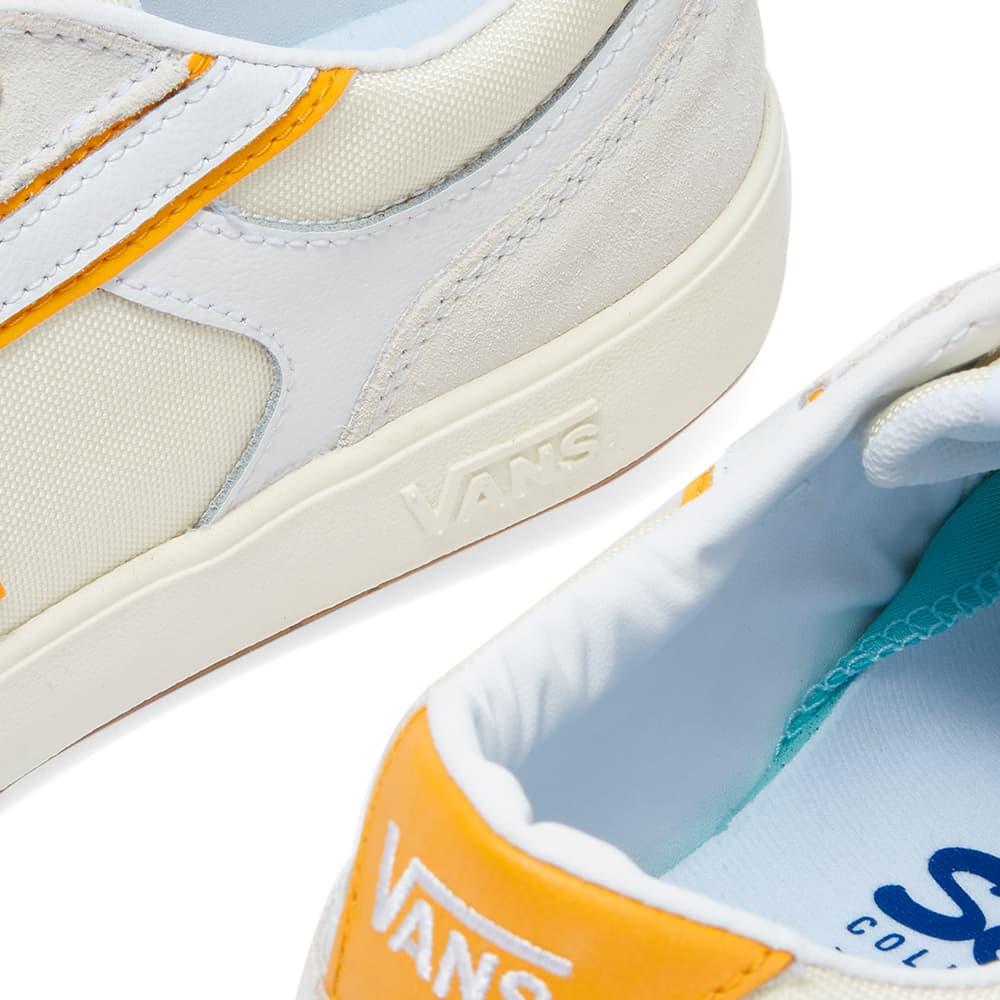 Vans UA Lowland Cc - White & Saffron