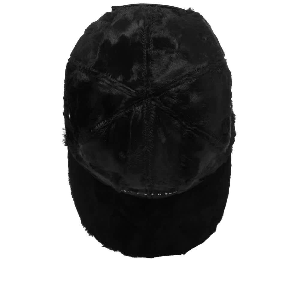 1017 ALYX 9SM Polar Logo Cap - Black