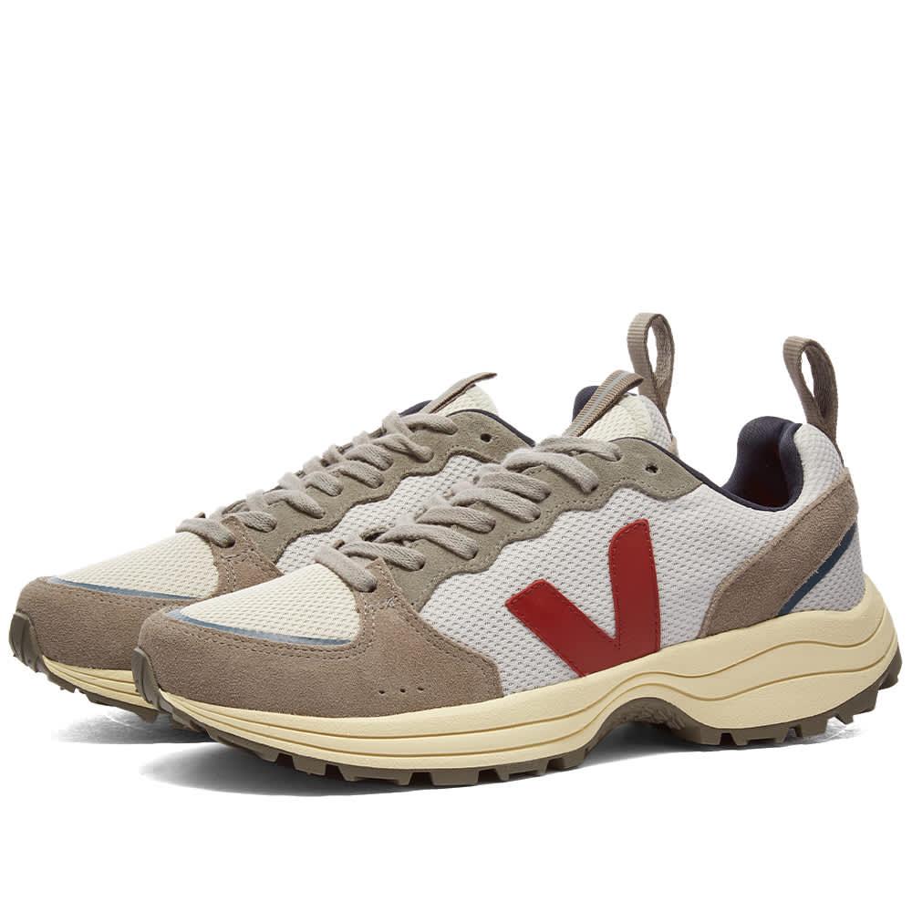 Veja Venturi Oversized Runner - Grey & Rust