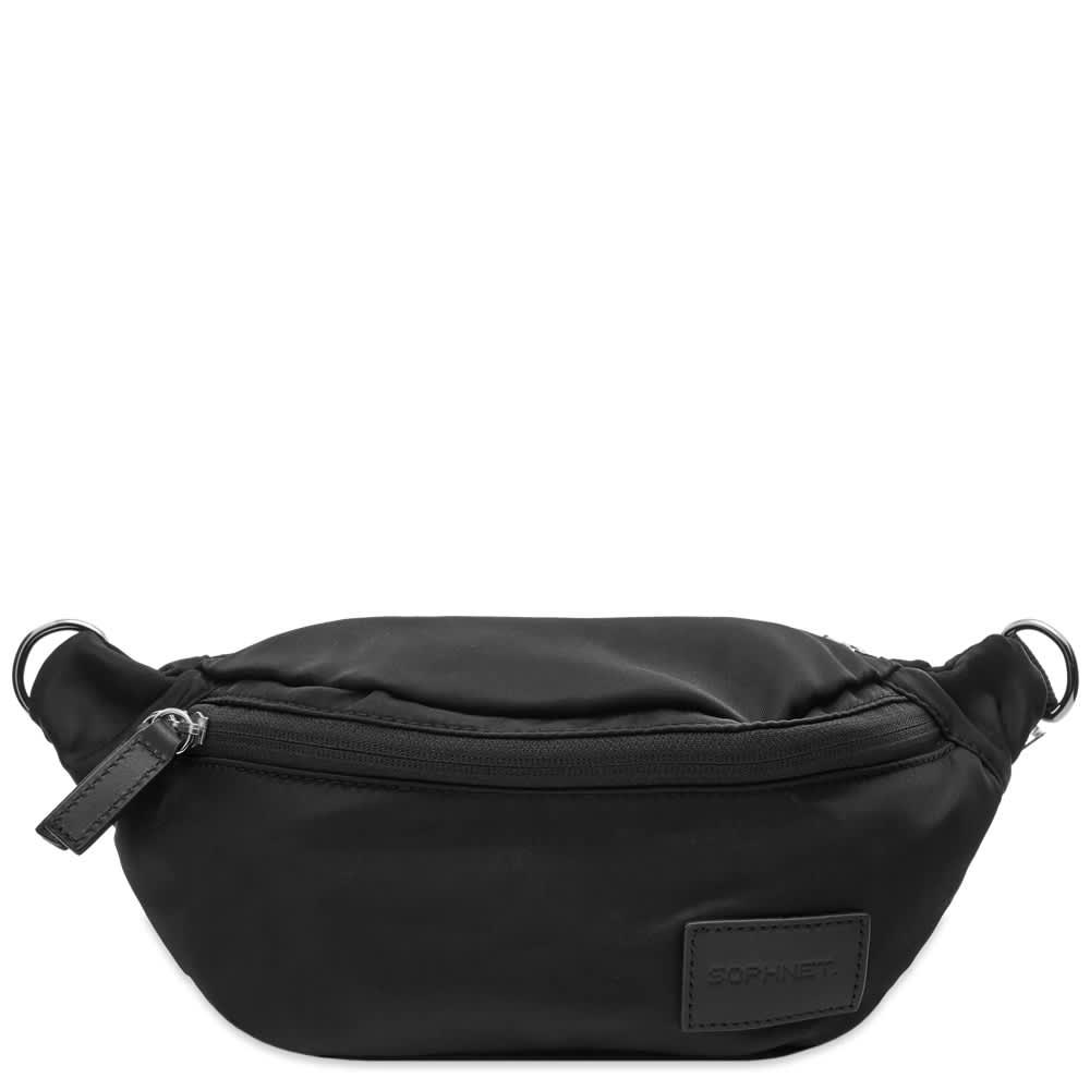 SOPHNET. Waist Bag - Black