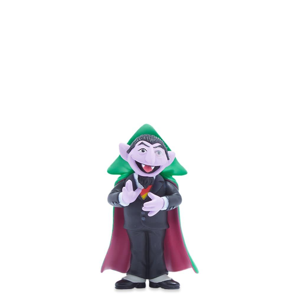 Medicom UDF Sesame Street Series 2 Count Von Count - Black