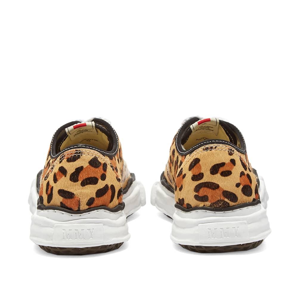 Maison MIHARA YASUHIRO Baker Original Low Top Ponyskin Sneaker - Leopard