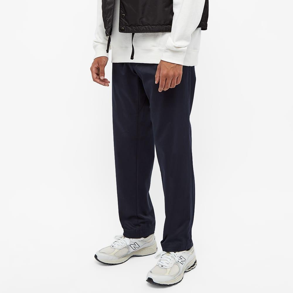 Nanamica Straight Chino Pants - Navy