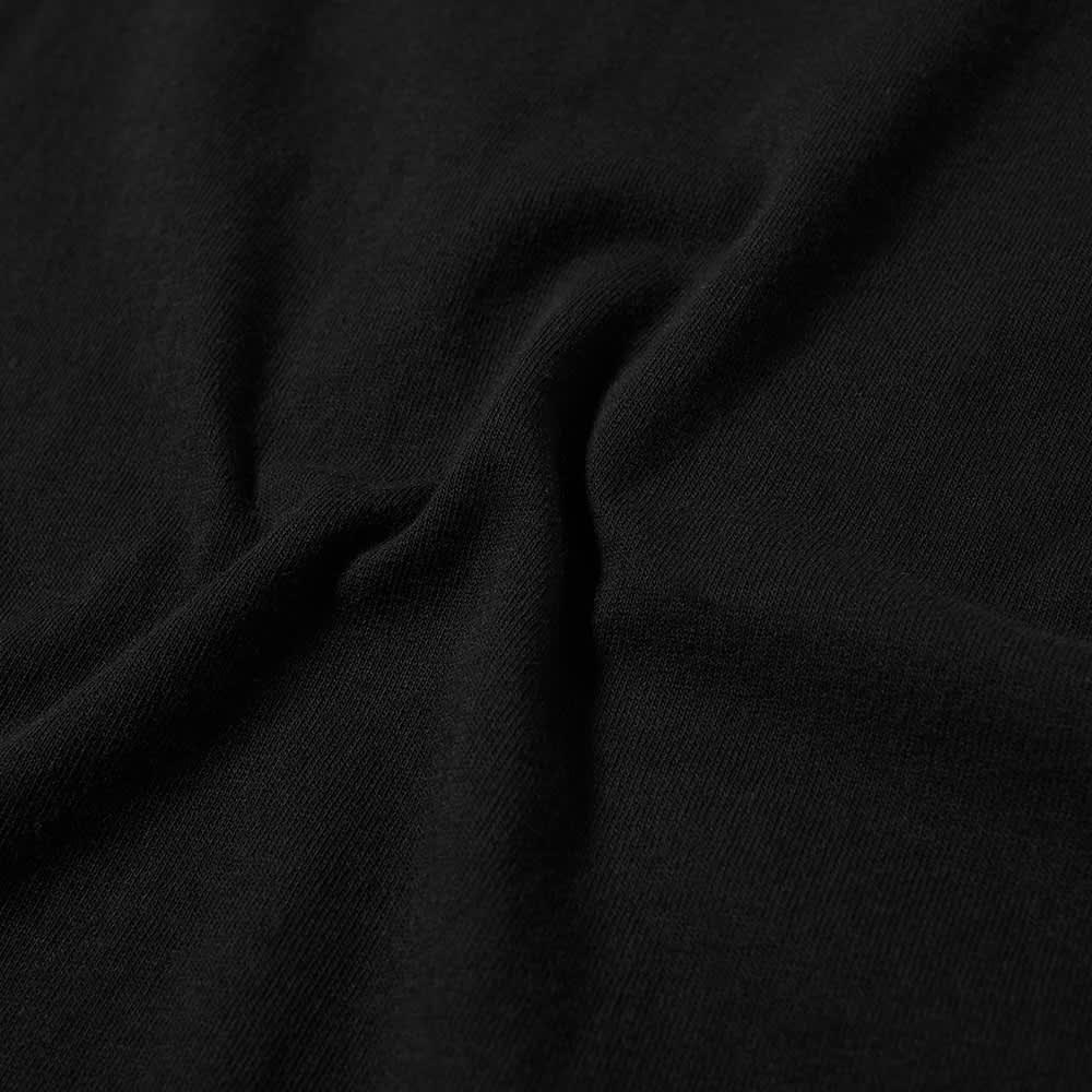 Velva Sheen 2 Pack Plain Tee - Black