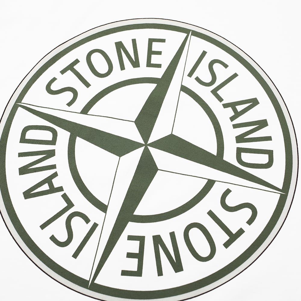 Stone Island Institutional One  Tee - White