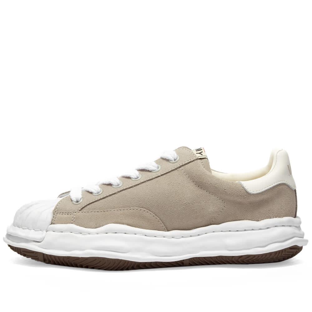Maison MIHARA YASUHIRO Blakey Original Low Top Shell Toe Sneaker - White