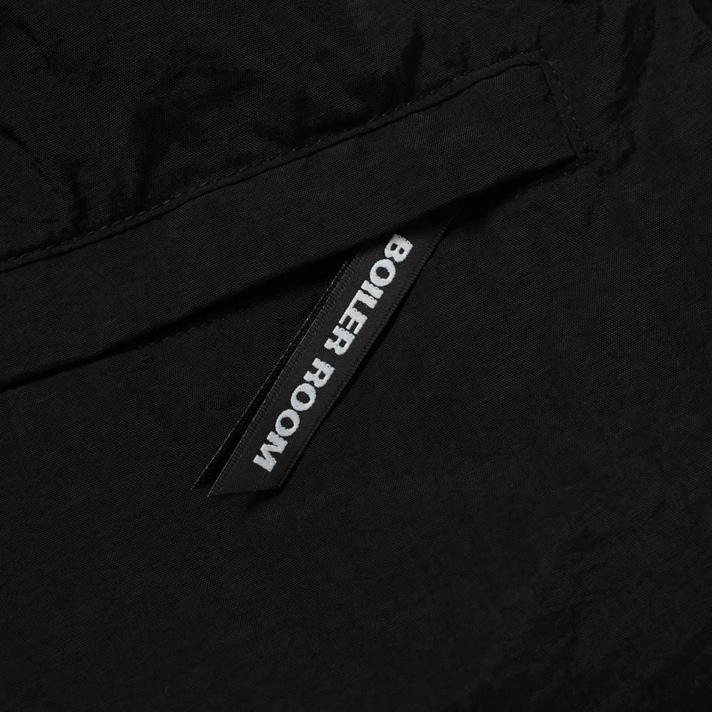 Boiler Room Track Short - Black
