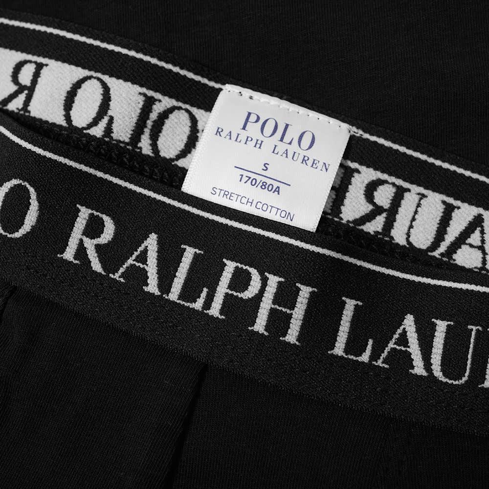 Polo Ralph Lauren Cotton Trunk - 3 Pack - Polo Black