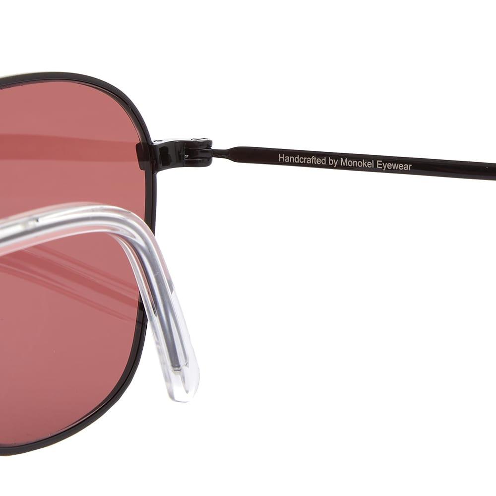 Monokel Model 5 Sunglasses - Pink & Black