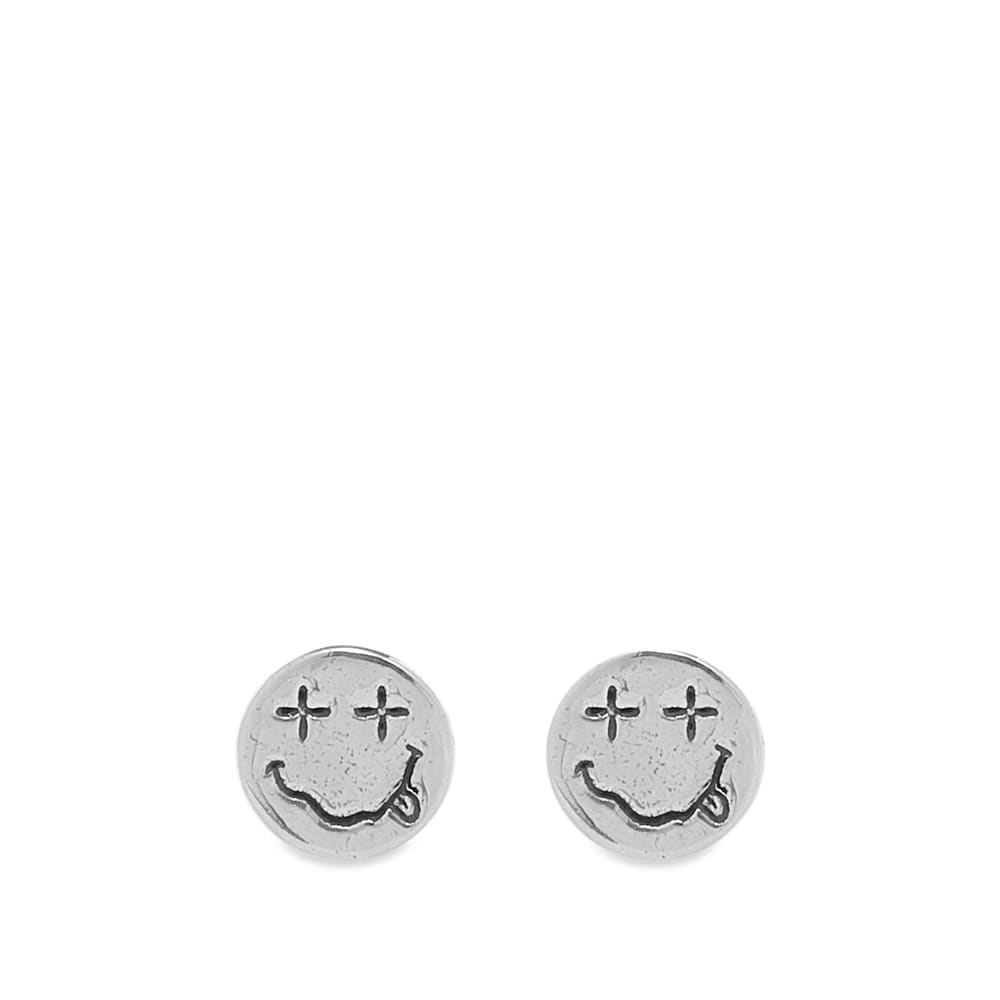 Maple Nevermind Earring - Silver