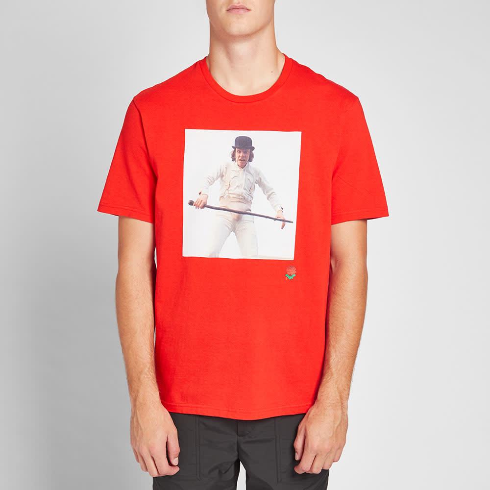 Undercover x A Clockwork Orange Alex Print Tee - Red