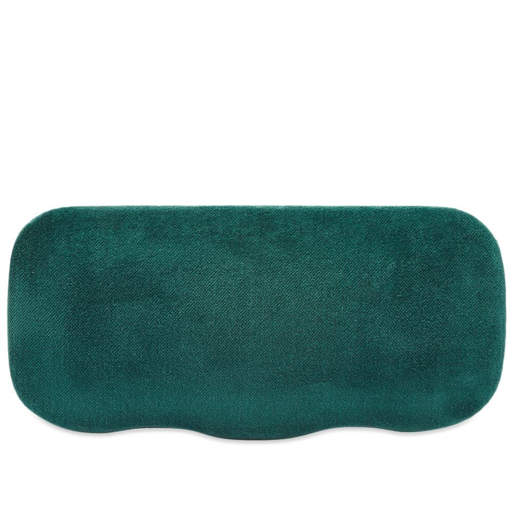 Gucci Round-Frame Acetate Sunglasses - Havana & Green