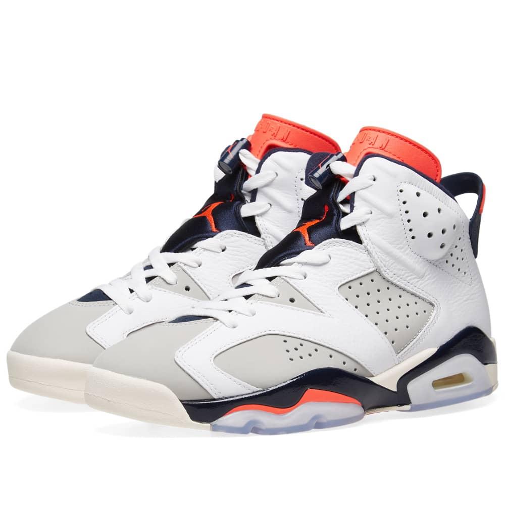 Air Jordan 6 Retro 'MJ X Tinker' White