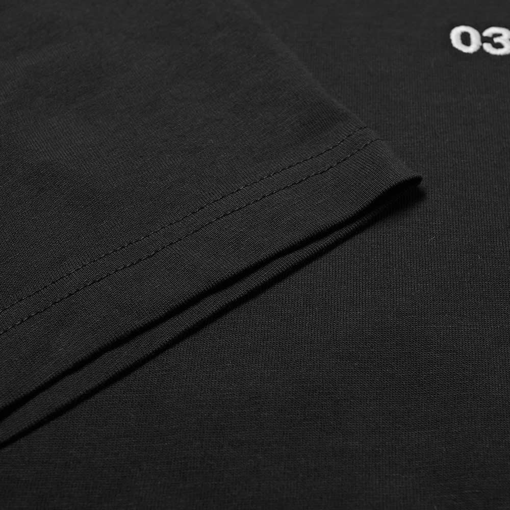 032c Logo Skeleton Print Tee - Black