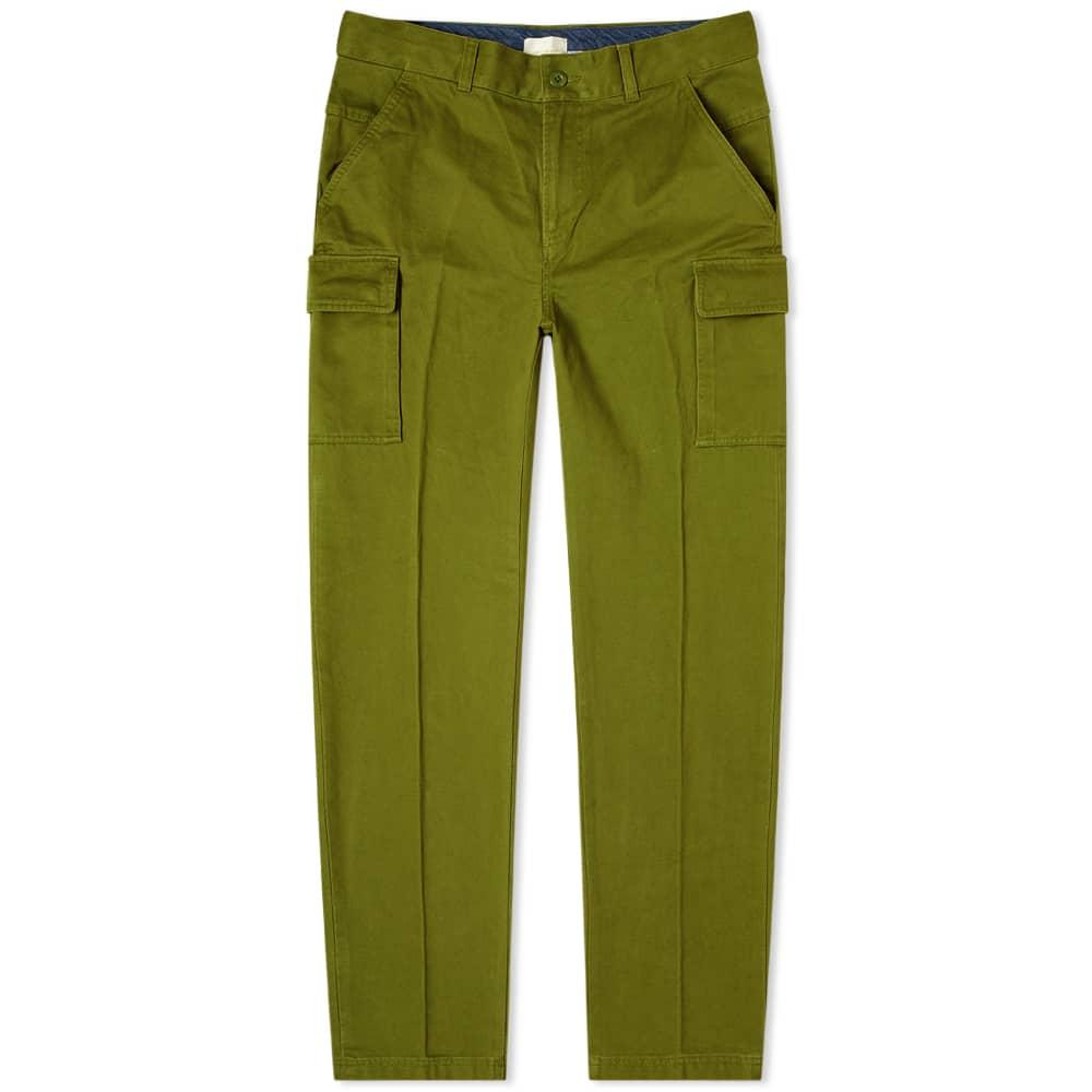 Aimé Leon Dore Slim Cargo Pant - Cedar Green