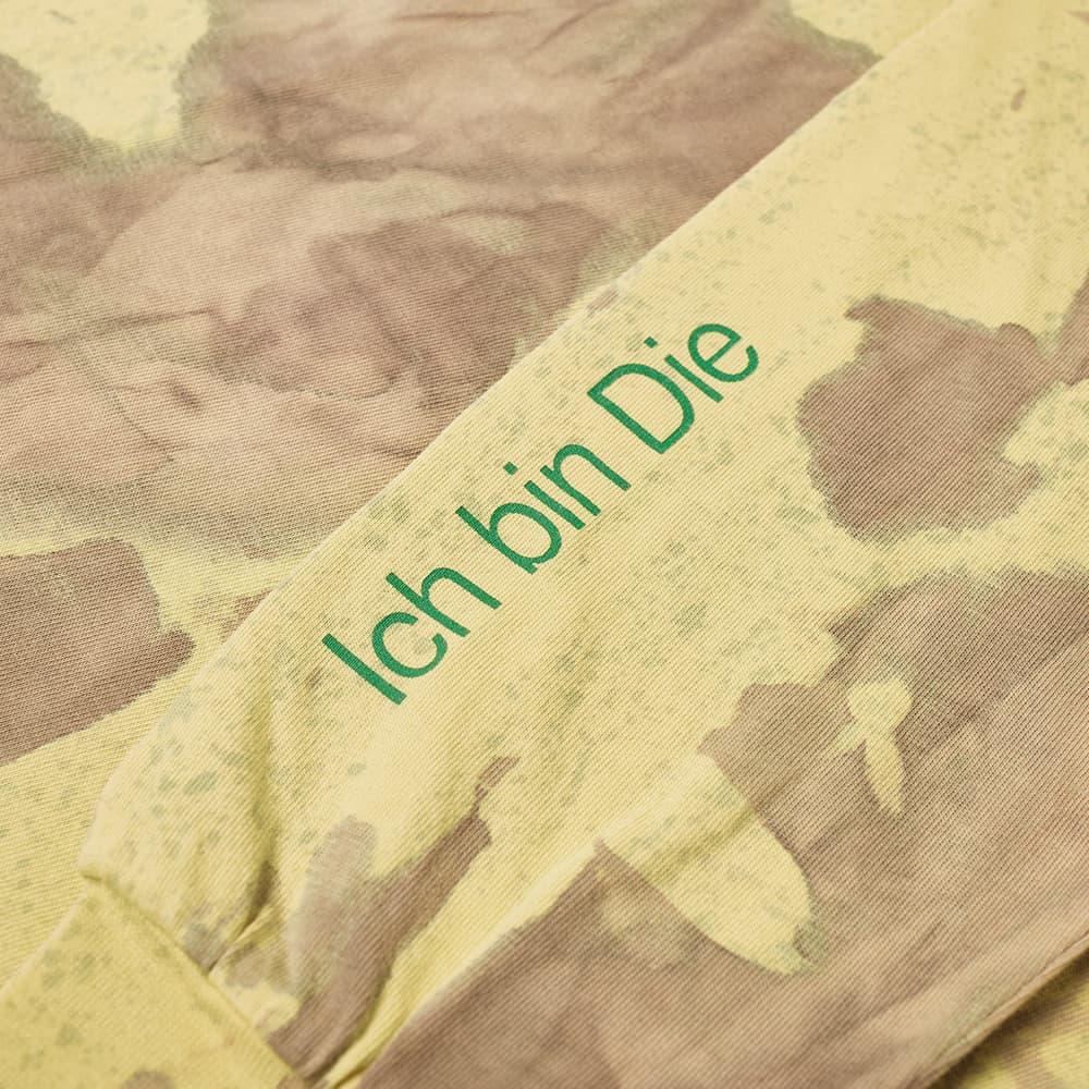 032c Tie Dye Workshop Tee - Khaki