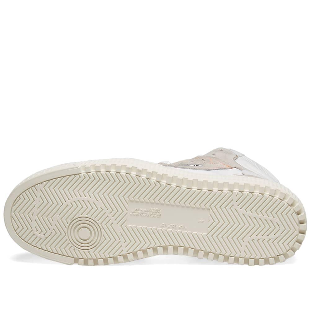 Off-White Off-Court Sneaker - White & Grey