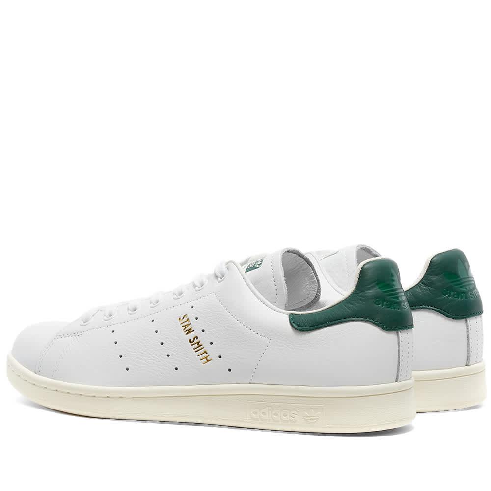 Adidas Stan Smith - White & Collegiate Green