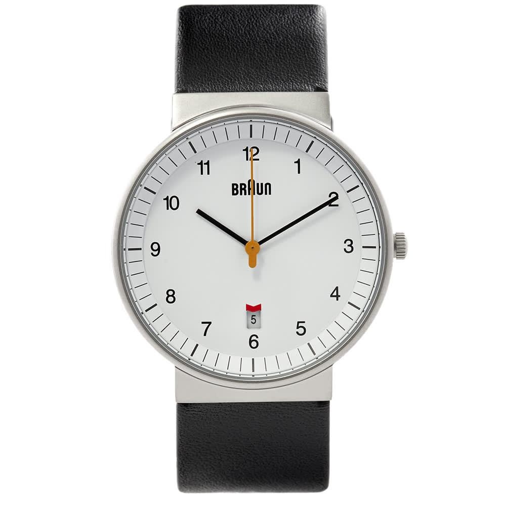 Braun BN0032 Watch - White & Black