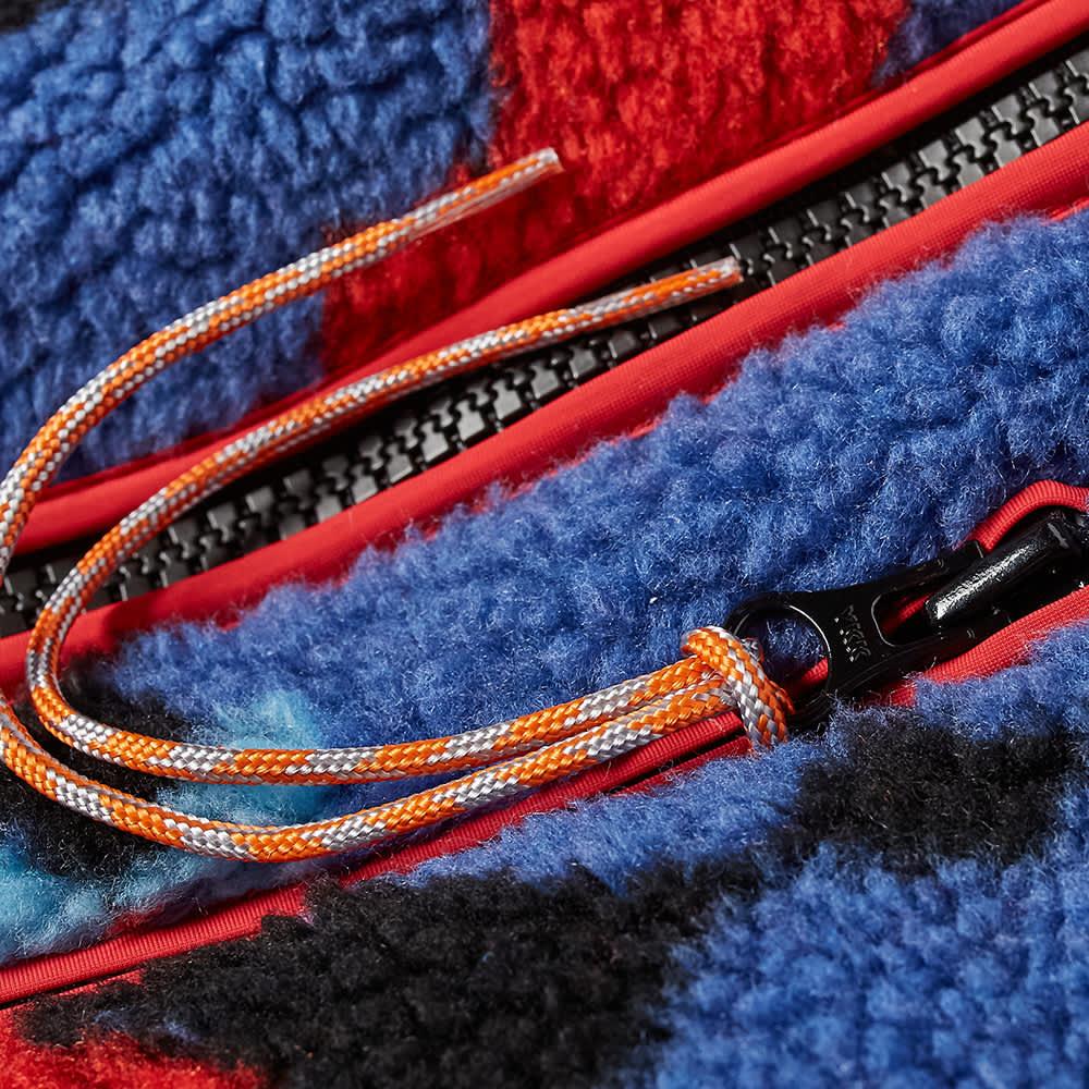 Aries Fleece Zip Through - Multi
