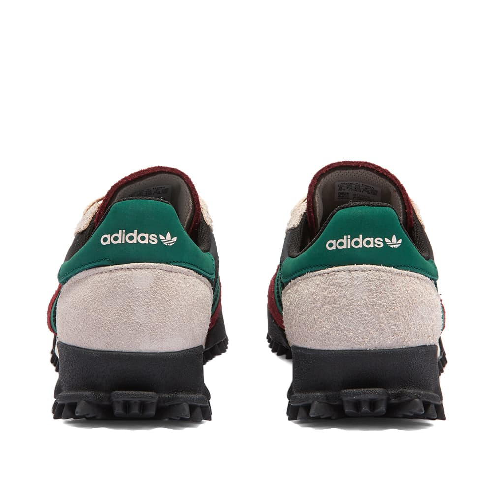 Adidas Handball Spezial Tr - Black, Green & Burgundy