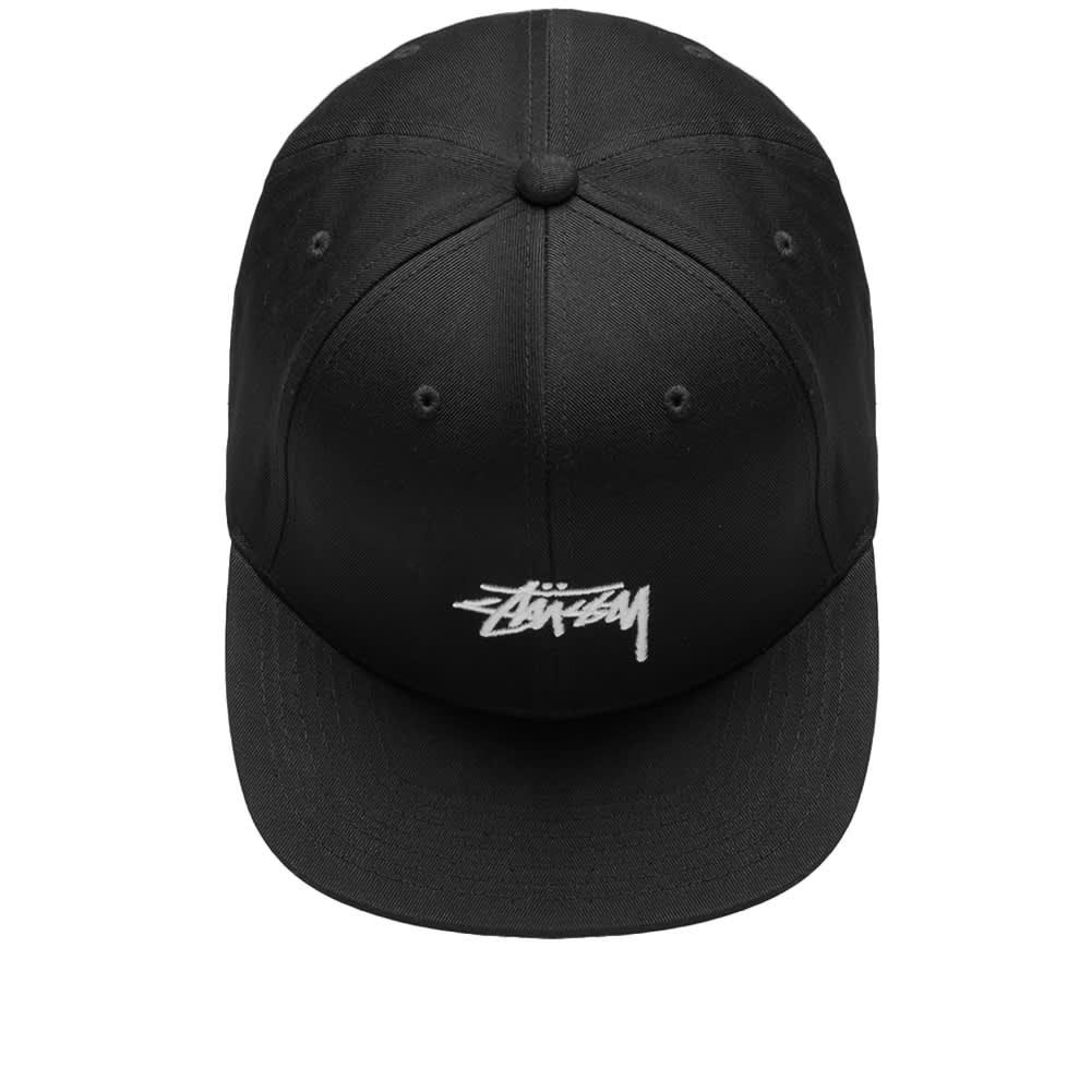 Stussy SP19 Stock Cap - Black