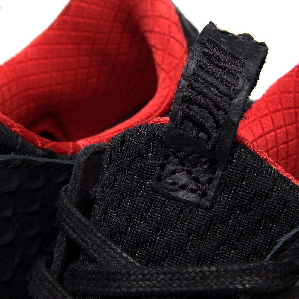 Nike Solarsoft Moc Woven Premium 'Year of the Snake' - Black