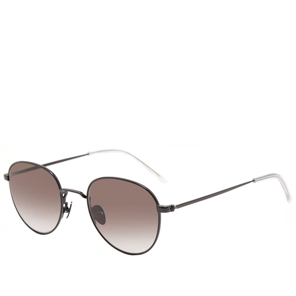 Monokel Rio Sunglasses - Black & Grey Gradient