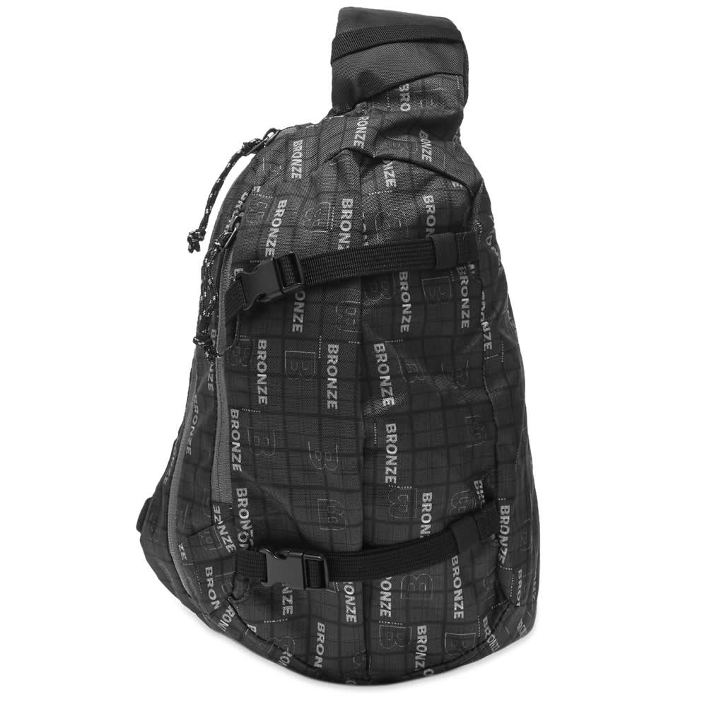 Bronze 56k 2002 Sling Bag - Black