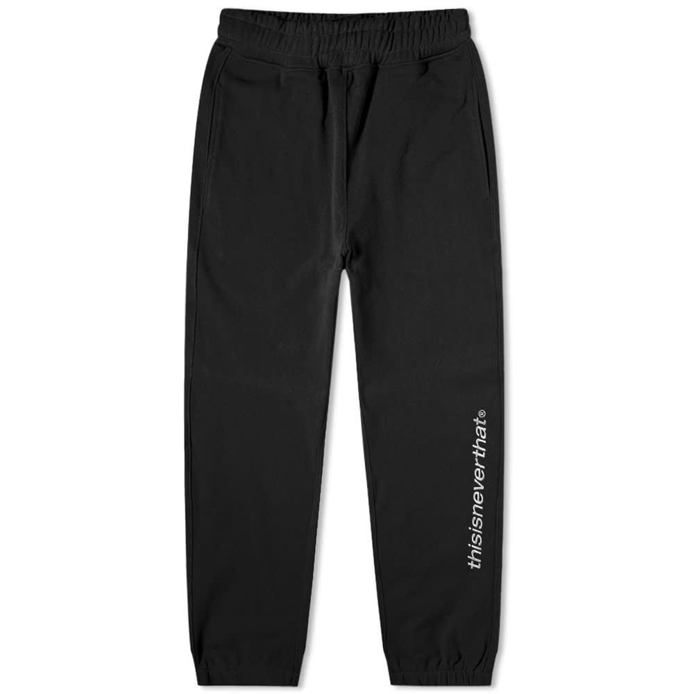 thisisneverthat Sp-Logo Sweatpant - Black