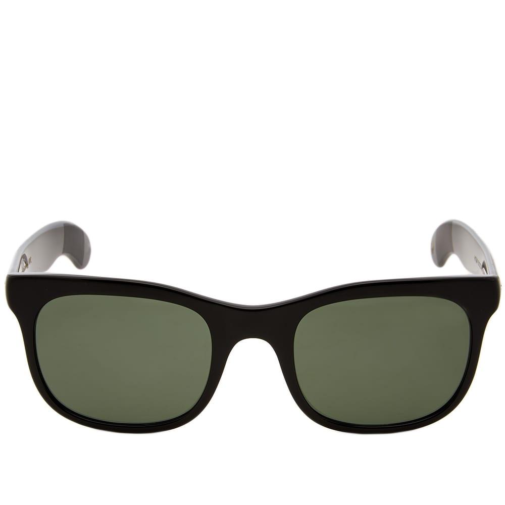 Moscot Hitsik Sunglasses - Black