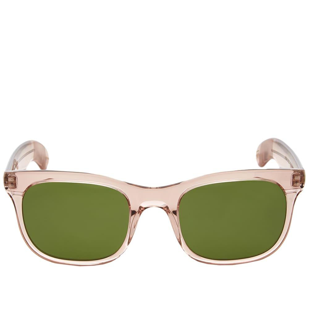Moscot Hitsik Sunglasses - Burnt Rose