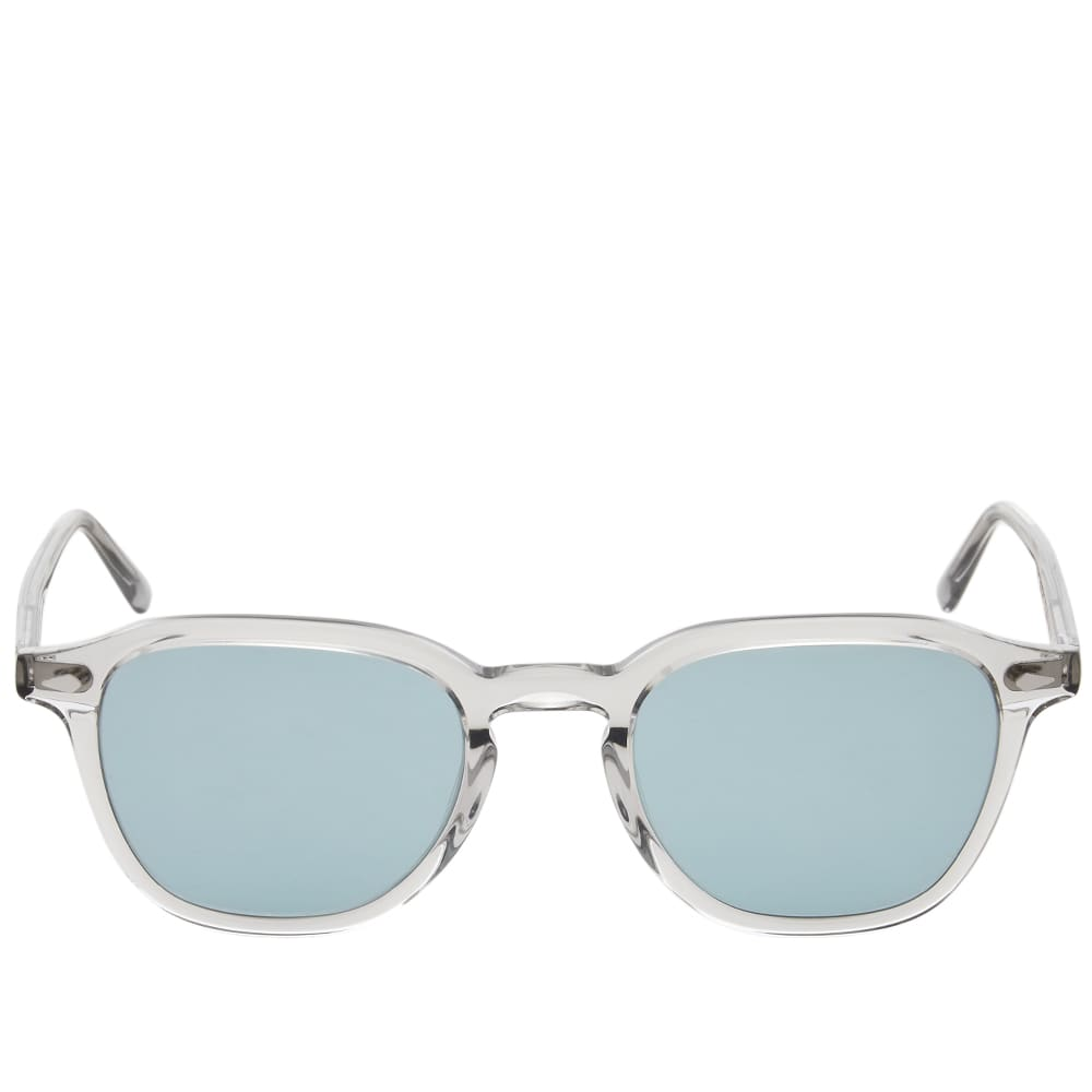 Moscot Vantz Sunglasses - Light Grey